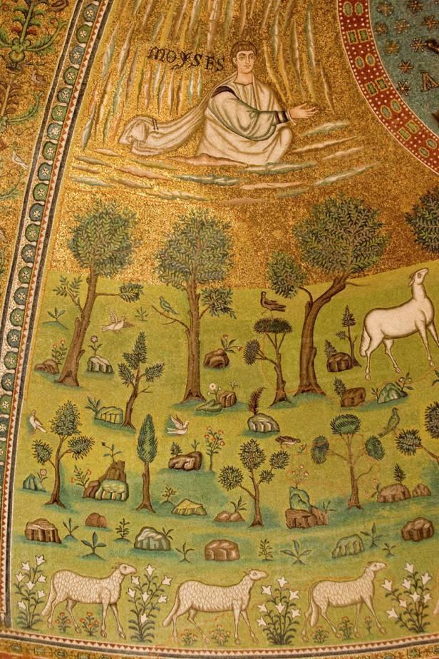 Ravenna church